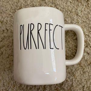 PURRFECT Rae Dunn mug